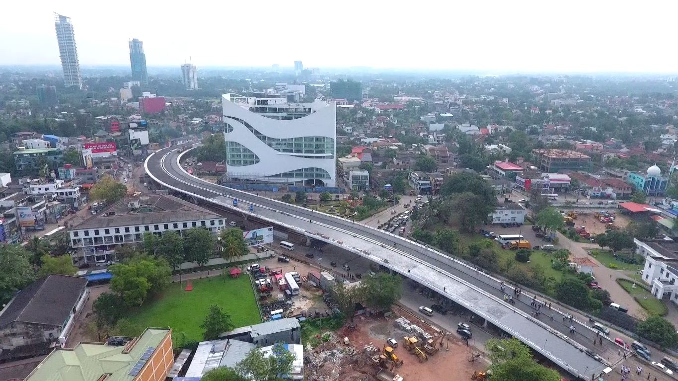 rajagiriya fly over 2