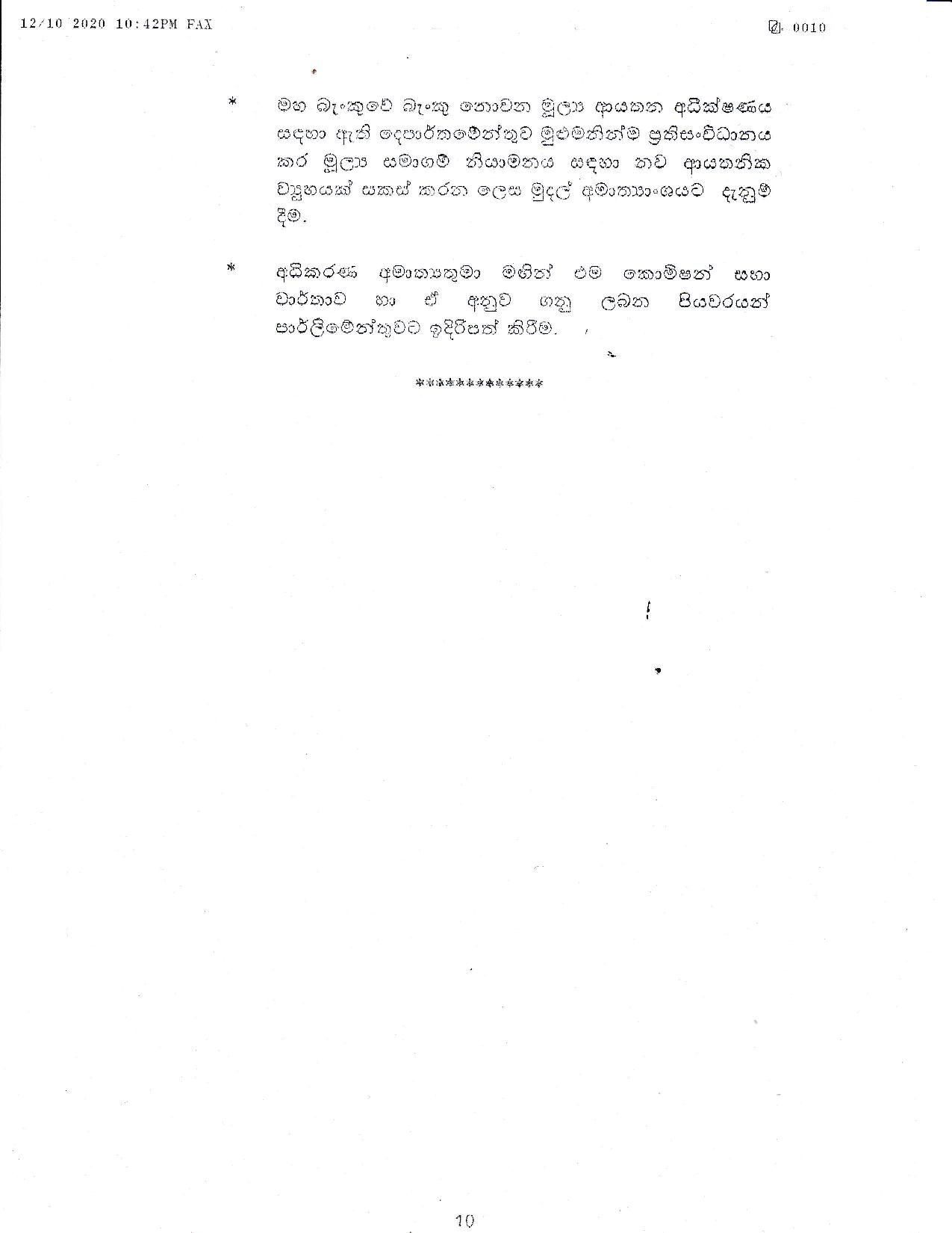 Cabinet Decision on 12.10.2020 page 010