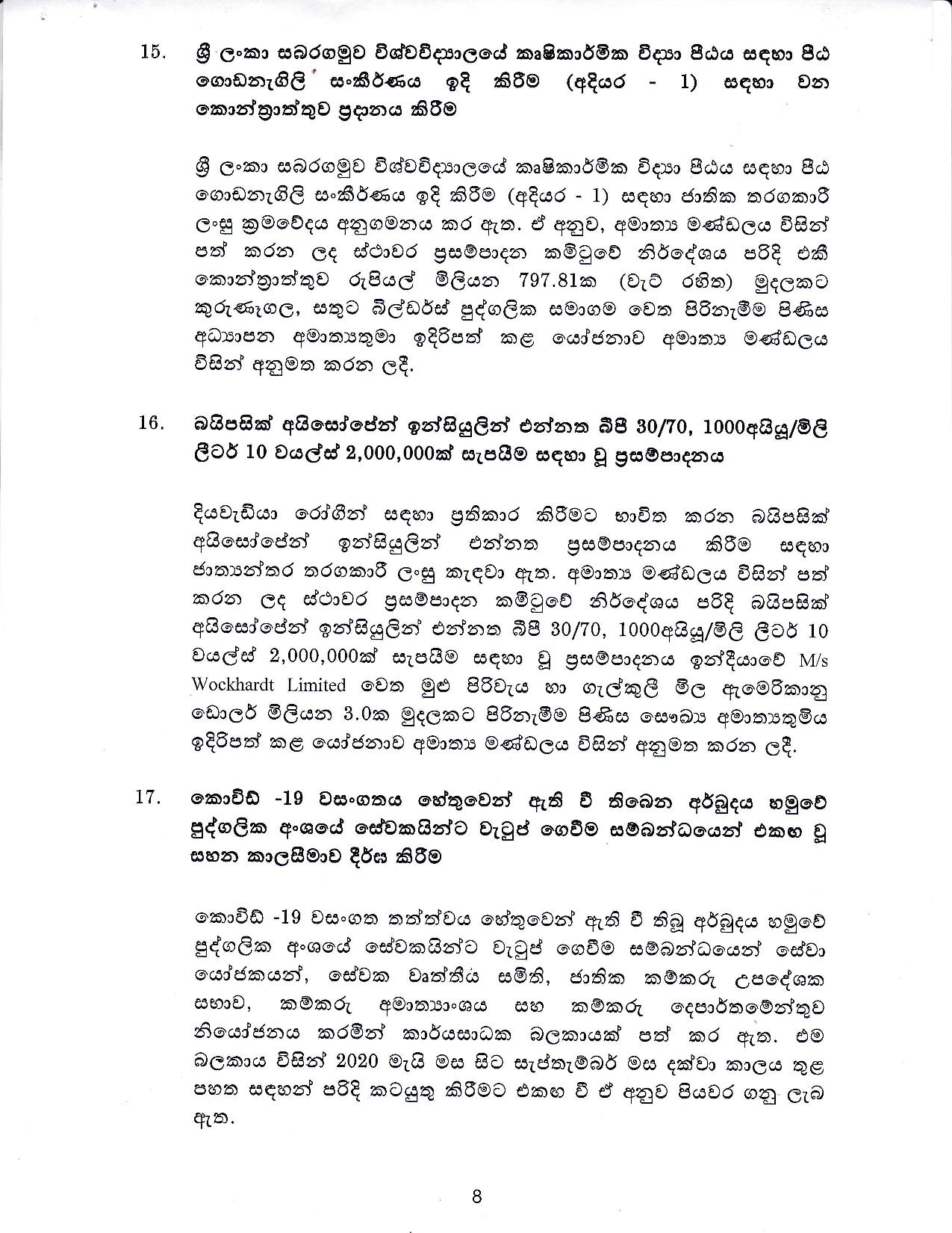 Cabinet Decision on 26.10.2020 page 008