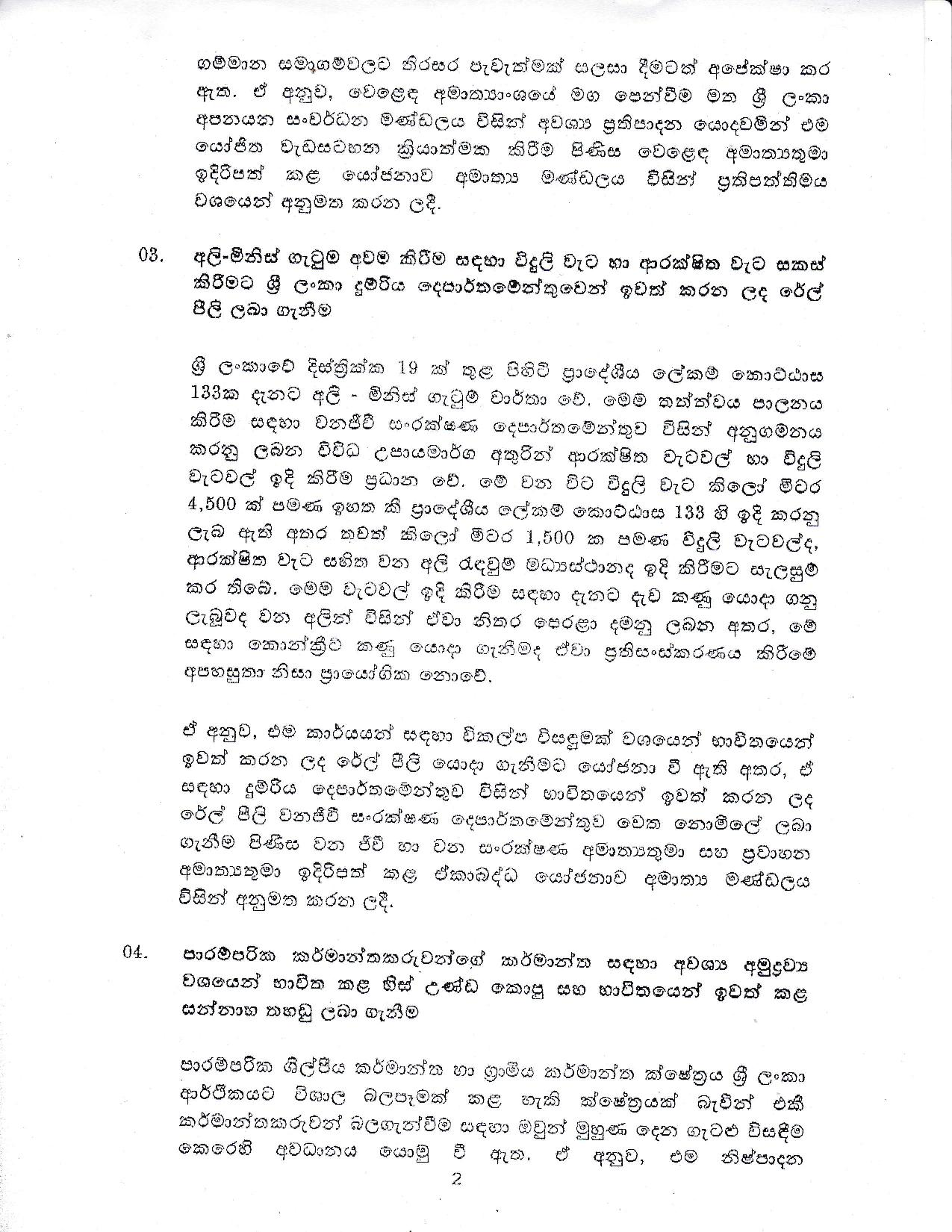 Cabinet Decision on 02.11.2020 page 002