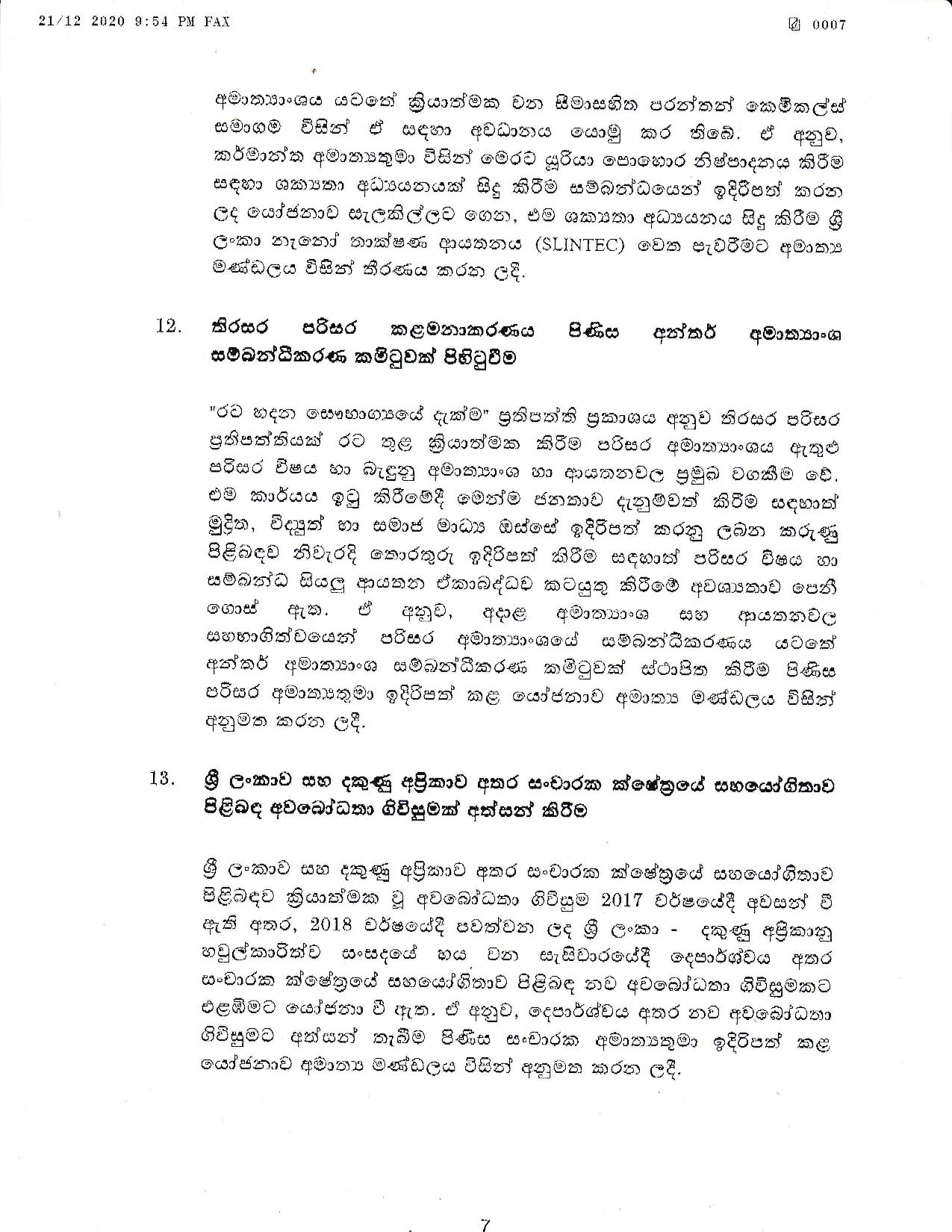Cabinet Decision on 21.12.2020 page 007