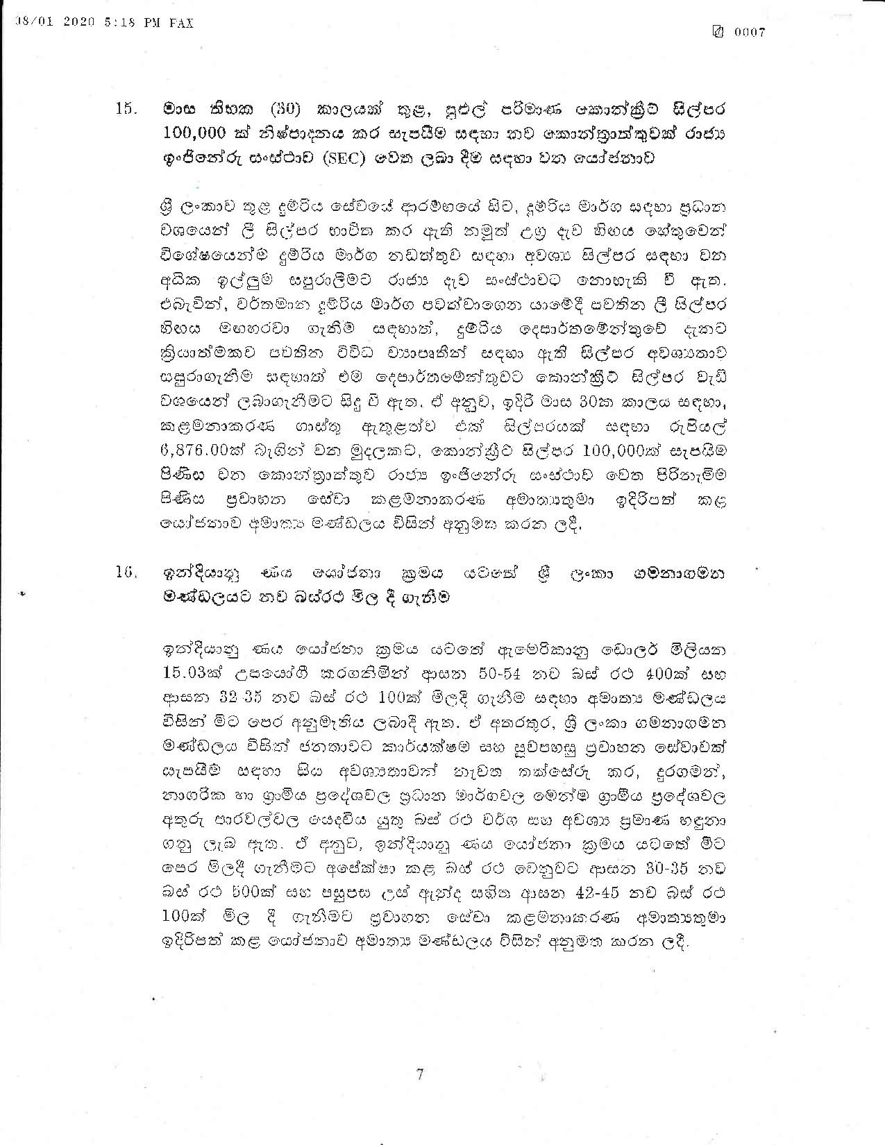 Cabinet Decision on 08.01.2020 page 007