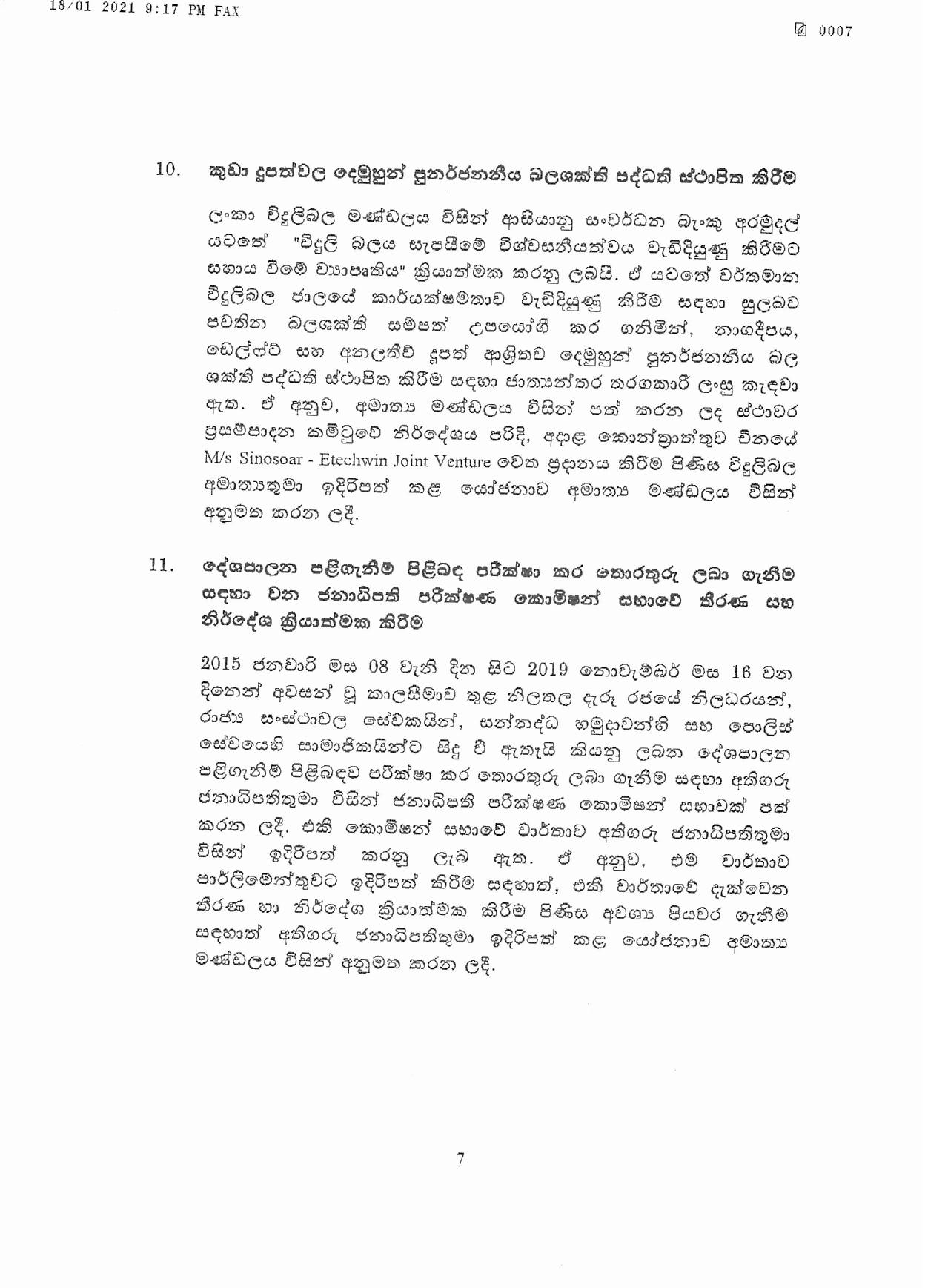 Cabinet Decision on 18.01.2021 page 007