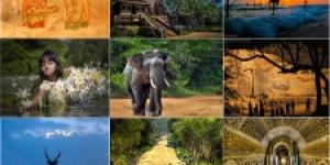 """ශ්රී ලාංකික විචිත්රත්වය ඇමෙරිකාවට ගෙන යන""""The Beauty Of Sri Lanka 2019""""අන්තර්ජාතික ඡායාරූප ප්රදර්ශනය"""